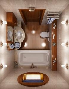 banheira para banheiro pequeno