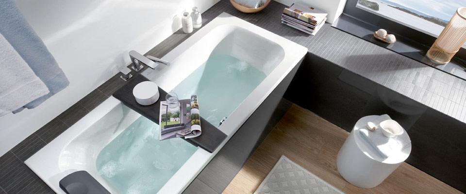 Banheira Simples de imersão